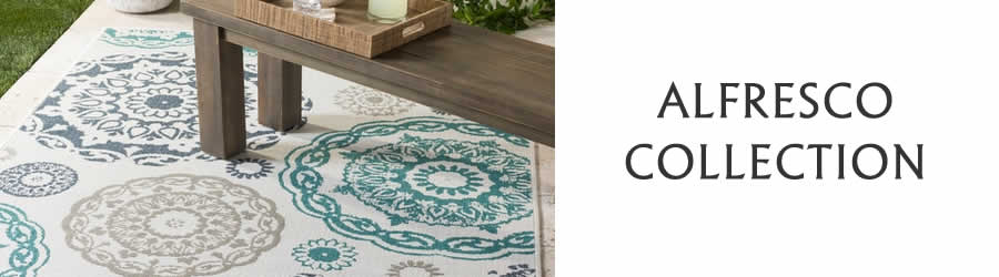 Alfreco-Indoor-Outdoor-Collection-Rug Outlet USA