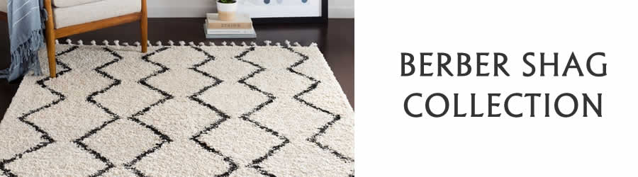 Berber-Shag-Bohemian-Collection-Rug Outlet USA