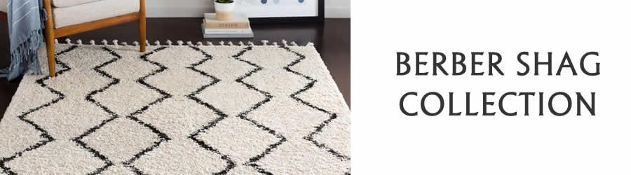 Berber-Shag-Bohemian-Collection-Rug Outlet USA