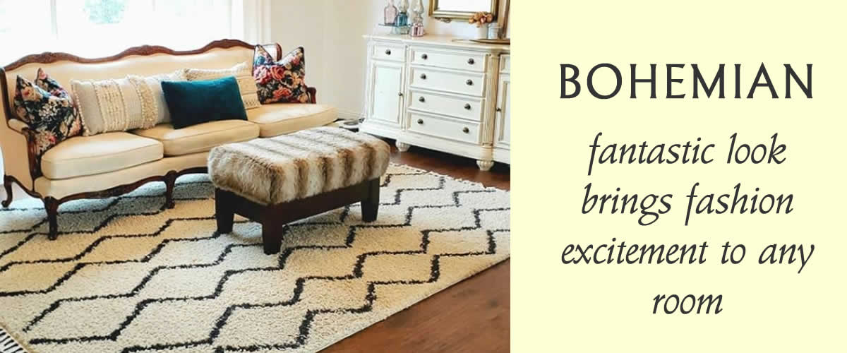 Bohemian-Area Rug-Collection-Rug-Outlet-USA