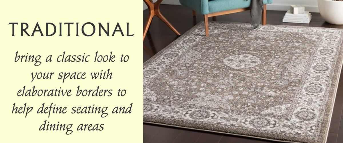 Traditional-Area-Rug-Collection-Rug Outlet USA