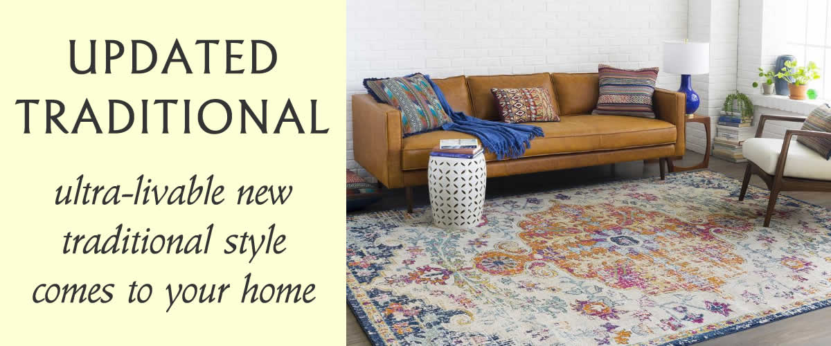 Updated-New-Traditional-Area Rug-Collection-Rug-Outlet-USA