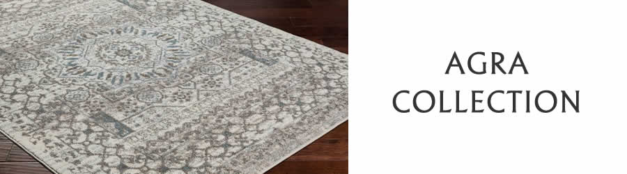 Agra-Updated Traditional-Collection-Rug Outlet USA