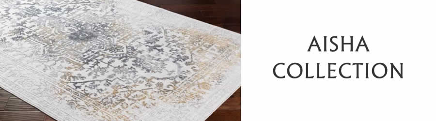 Aisha-Updated Traditional-Collection-Rug Outlet USA
