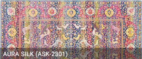 Aura Silk-ASK-2301-Rug Outlet USA