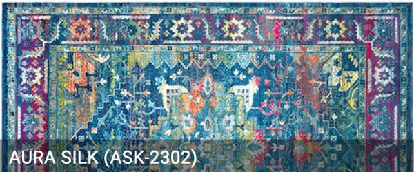 Aura Silk-ASK-2302-Rug Outlet USA
