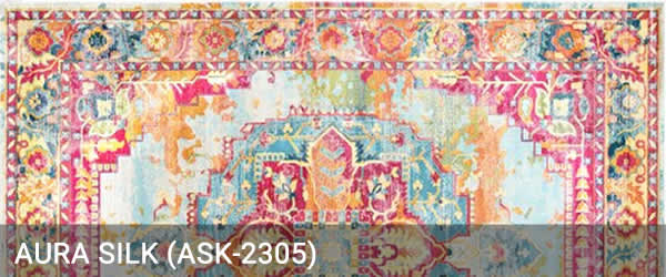 Aura Silk-ASK-2305-Rug Outlet USA