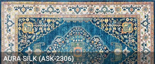 Aura Silk-ASK-2306-Rug Outlet USA