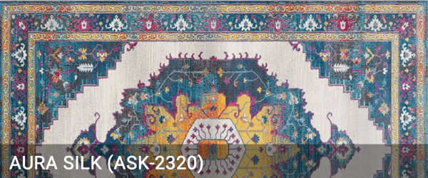 Aura Silk-ASK-2320-Rug Outlet USA