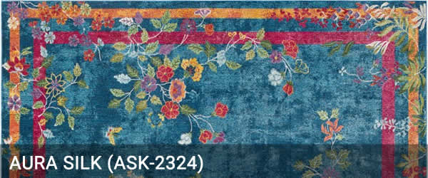 Aura Silk-ASK-2324-Rug Outlet USA