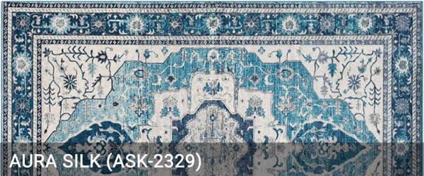 Aura Silk-ASK-2329-Rug Outlet USA