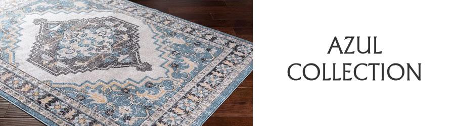 Azul-Collection-Rug Outlet USA