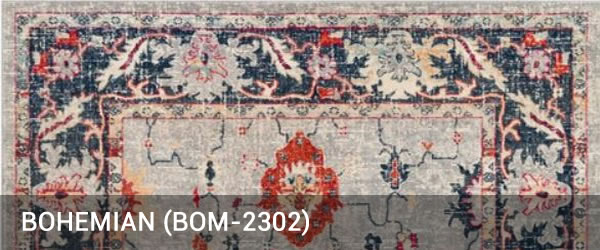 Bohemian-BHO-2302-Rug Outlet USA
