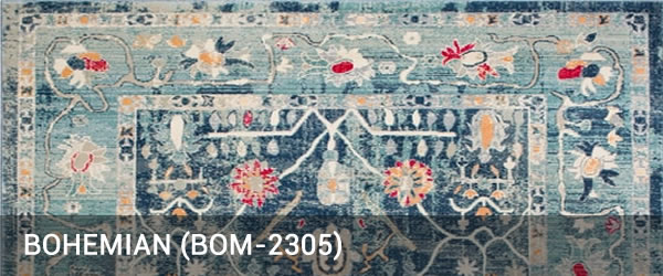 Bohemian-BHO-2305-Rug Outlet USA