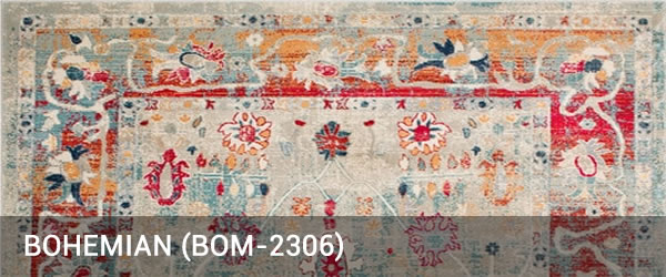 Bohemian-BHO-2306-Rug Outlet USA
