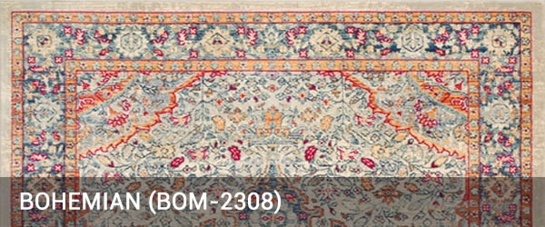 Bohemian-BHO-2308-Rug Outlet USA
