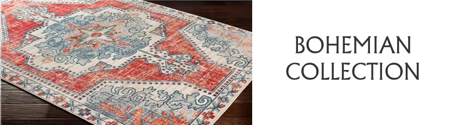 Bohemian-Traditional-Collection-Rug Outlet USA