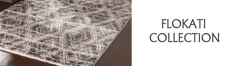 Flokati-Transitional-Collection-Rug Outlet USA
