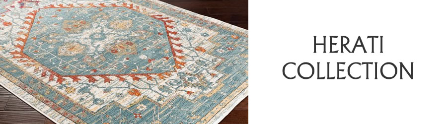 HERATI-Updated Traditional-Collection-Rug Outlet USA