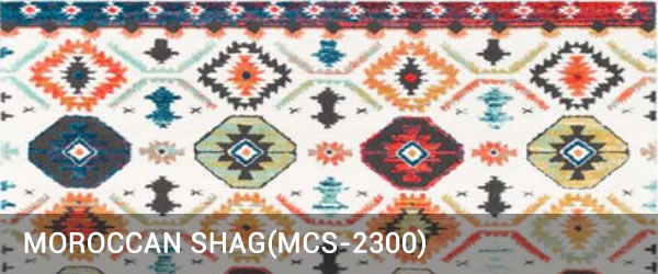 Moroccan shag-MCS-2300-Rug Outlet USA