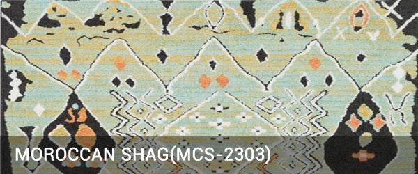 Moroccan shag-MCS-2303-Rug Outlet USA