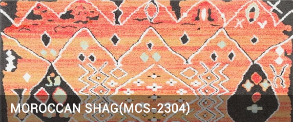 Moroccan shag-MCS-2304-Rug Outlet USA