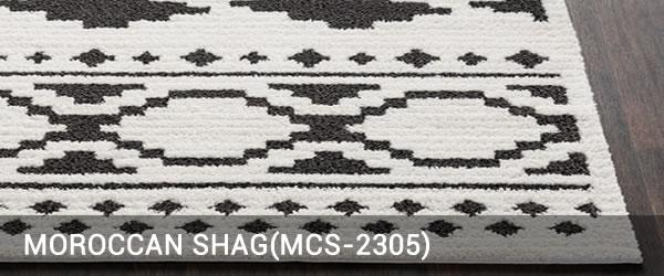 Moroccan shag-MCS-2305-Rug Outlet USA