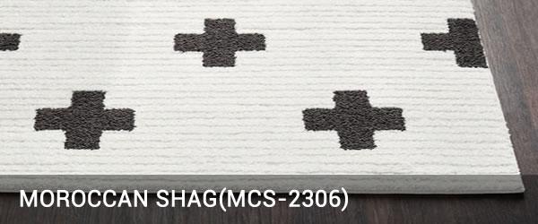 Moroccan shag-MCS-2306-Rug Outlet USA