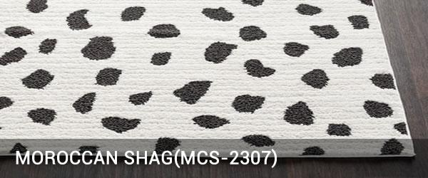 Moroccan shag-MCS-2307-Rug Outlet USA