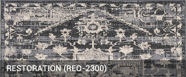 RESTORATION-REO-2300-Rug Outlet USA
