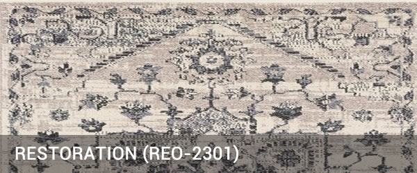 RESTORATION-REO-2301-Rug Outlet USA