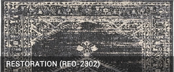 RESTORATION-REO-2302-Rug Outlet USA