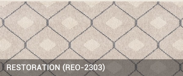 RESTORATION-REO-2303-Rug Outlet USA