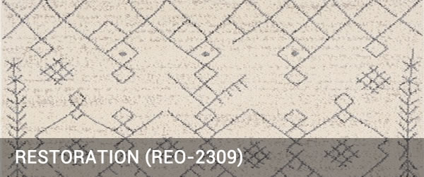 RESTORATION-REO-2309-Rug Outlet USA