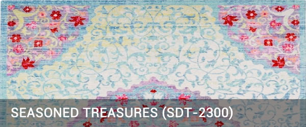 Seasoned Treasure-SDT-2300-Rug Outlet USA
