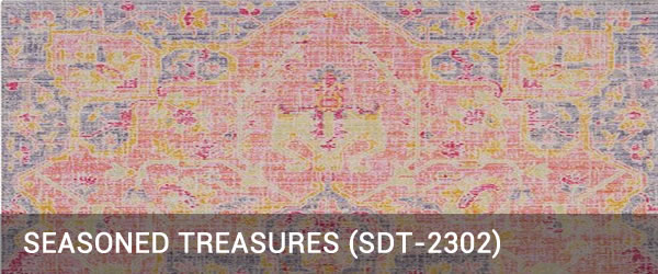 Seasoned Treasure-SDT-2302-Rug Outlet USA